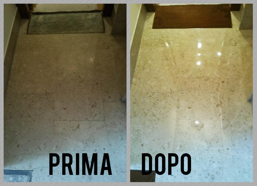 Lucidatura graniglia di marmo c f pavimenti - Piastrelle in graniglia prezzi ...