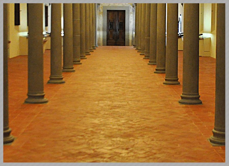 Ripristino pavimenti in cotto
