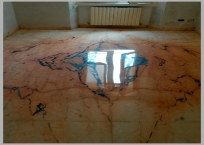 Lucidatura marmo | C.F. Pavimenti